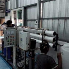 รับติดตั้งโรงงานน้ำดื่ม