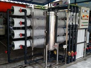 บริษัท ติดตั้งเครื่องกรองน้ำ